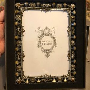 NEw In the box Olivia Riegel frame